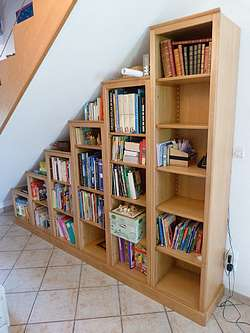 meubles de style sur mesures. Black Bedroom Furniture Sets. Home Design Ideas
